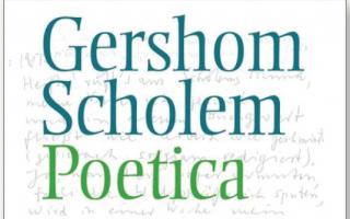 BookCover Poetica