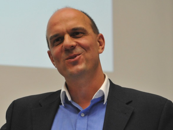 Andreas Kilcher Lecture December 28